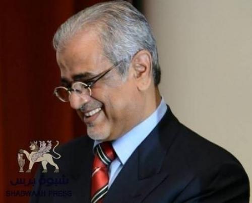 """""""بن عيدان"""" يرد على مستشار المقدشي: شرعية أي قوات تأتي من عدالة قضيتها ووجودها على الأرض"""