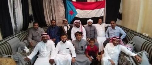 رئيس إنتقالي شبوه ''السليماني'' يزور الشيخ ''سالم بامرحول ''بمنزله بمكة المكرمة