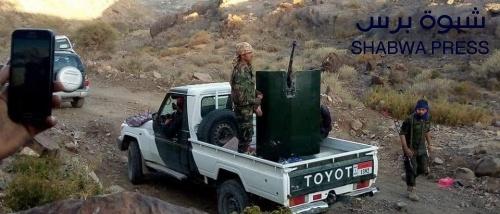 قوات الحزام الأمني تفشل محاولات الحوثيين التقدم في جبهتي العود ومريس