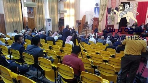 تحليل سياسي : اجتماع سيئون ورقة سياسية أخيرة برغبة التحالف