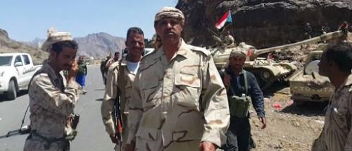 قائد عسكري :  حذرنا سابقآ ونحذر من خيانات للجبهات في العود ومريس