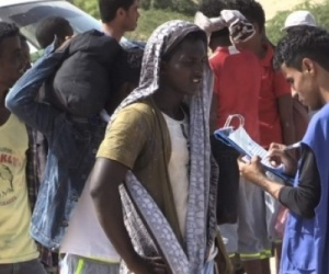 مخاوف من أن يعودوا للجنوب في ملابس سوداء : إلى أين يذهب المتسللون الأفارقة في اليمن (تقرير)