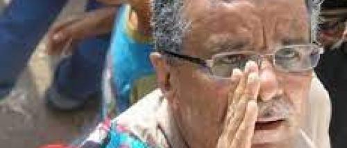 """وفاة العميد """"علي محمد السعدي"""" أحد مؤسسي الحراك الجنوبي"""
