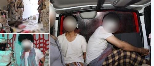 """القوات الخاصة السعودية تلقي القبض على أمير داعش في اليمن """"أبو أسامة المهاجر"""""""