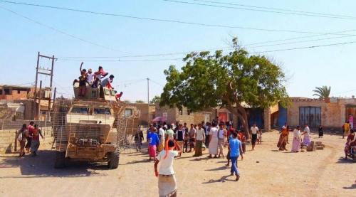 قوات العمالقة في تهامة : قواتنا جنوبية وستبقى جنوبية وما تم هو توحيد العمليات العسكرية ضد المليشيات