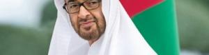 """سمو الشيخ """"محمد بن زايد"""" يهنئ أمير الكويت على نجاح العملية الجراحية التي أجراها"""