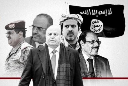 تقرير عربي: القاعدة عادت بعد اختفاء لفترة وسيطرة الإخوان على شبوة ساعد في ذلك