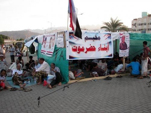 بيان صادر عن شباب حضرموت الأحرار يبارك الانتصارات ويؤكد الزحف إلى عدن يوم غـدا الخميس