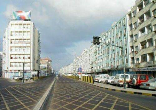 قناة DW الألمانية تقول إن الأوضاع عادت إلى طبيعتها في عدن بعد سيطرة الإنتقالي .
