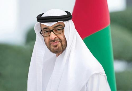 """الشيخ """"محمد بن زايد"""" يهنئ الأمة العربية وقادة الإمارات بحلول عيد الأضحى"""