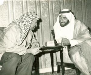بصمات منقوشة صفحات التاريخ : دور الإمارات في دعم القضايا العربية