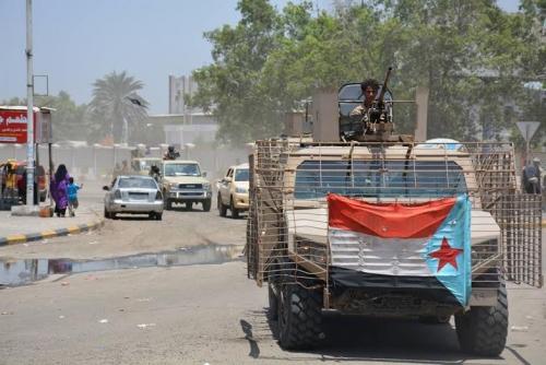كسر هجوم كبير أقدمت عليه المليشيات الحوثية باتجاه جبهتي الزبيريات والريبي بالضالع
