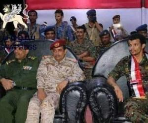 مليشيات الأحمر تمنع ابطال المقاومة الجنوبية من مواجهة الحوثي في شبوة