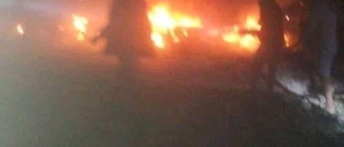 المقاومة الجنوبية تنفذ عدة هجمات على مليشيات الإرهاب الإخونجية بـ #شبوه