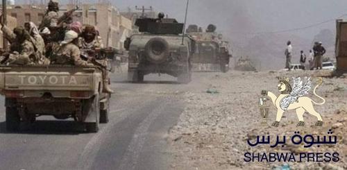 صد أعنف هجوم حوثي منذ تحرير الفاخر وسقوط عشرات القتلى والجرحى والأسرى