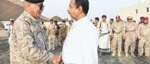 نقل قواته من العلم إلى الوديعة.. التحالف يرفع الغطاء عن سلطة الإخوان في عتق