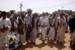 تقرير خطير: بلاغ كيدي بحق الشيخ الشبواني مهد لقتله لإغراق ''هادي'' في مأرب رداً على حرب أبين وشبوة