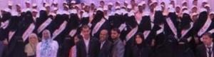 منظمة صناع النهضة تحتفل بتخرج الدفعة الثانية لمركز تدريب الشباب بعدن