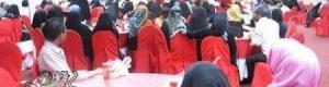 مناصرة (قضايا النساء) في فعالية لمؤسسة عدالة بعدن عدن