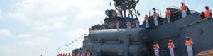 الجيش المصري يتسلم من روسيا زورق صواريخ هجومية الأحدث في العالم