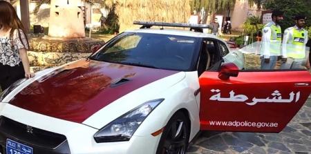 أبوظبي قد تصبح أول مدينة في العالم من دون شرطة