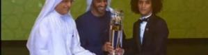 """الإماراتي """"عمر عبد الرحمن"""" أفضل لاعب في قارة اسيا لعام 2016"""