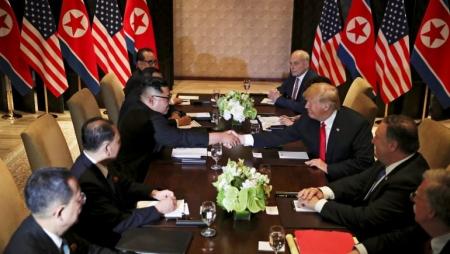 سنغافورة تكشف عن تكلفة استضافة قمة ترامب وكيم