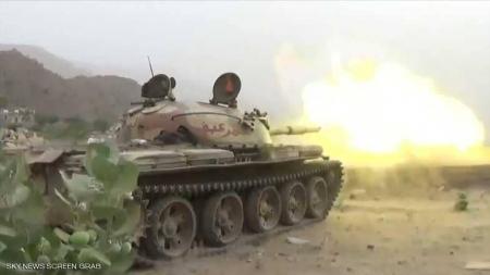 قوات المقاومة تتقدم بسرعة باتجاه مطار الحديدة بمشاركة قوات أماراتية