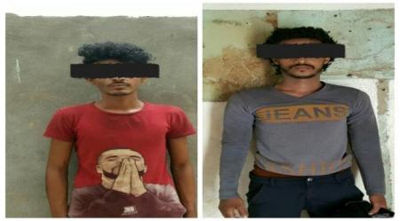 عصابة قتل واختطاف واغتصاب وسرقات بعدن في قبضة ''الحـزام الامني''