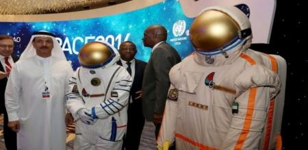 الإمارات ترسل أول رائد فضاء إلى المحطة الدولية العام المقبل