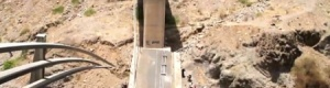 جسر عقان بلحج.. أعاق حركة الحوثي في الحرب وجرّع المواطنين المُر بالسلم (تقرير)