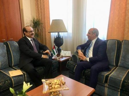 عاجل.. وزارة الخارجية الأردنية تستدعي السفيراليمني في الاردن على خلفية معركة الخناجر