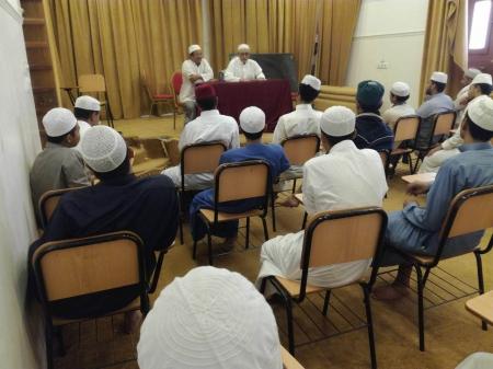 إعلان عن فتح باب القبول والتسجيل في كلية الوسطية الشرعية للعلوم الاسلامية بحضرموت