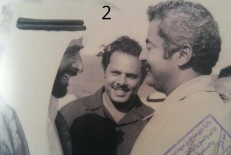 الشروخ والبترول في عهد الرئيس سالمين ... و لا وجود لشعار لنناضل من أجل تحقيق الوحدة اليمنية
