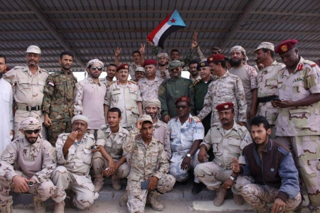 قوات الدعم والإسناد تحبط ثلاثة عمليات إرهابية خلال خمسة أيام في العاصمة عدن