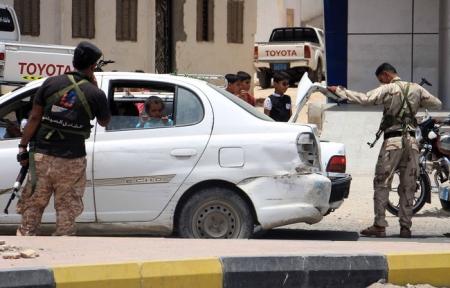 نجاح الاجهزة الامنية في افشال عمليات ارهابية في ساحل حضرموت والقبض على خلية