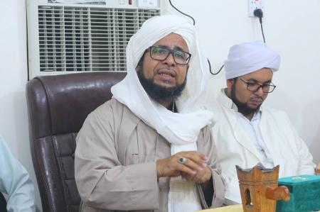 القيادة المحلية للمجلس الإنتقالي الجنوبي بمديرية سيؤن تعزي في وفاة الداعية الشيخ عبدالرحمن باعباد.