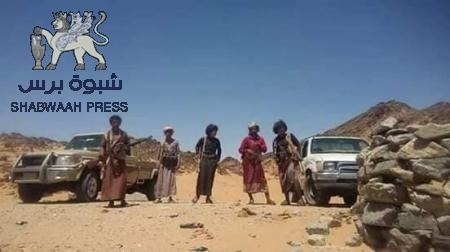 المقاومة الجنوبية في عسيلان تقيم نقطة عسكرية في نجد الحنش لمنع مليشيا الإخوان من التمدد شرقا
