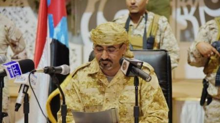 الرئيس الزُبيدي يعزي في استشهاد القيادي علي عوض الكازمي