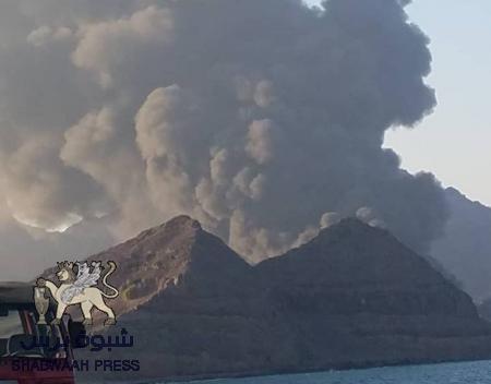 جهات نافذة في الشرعية تحرق خزان وقود يتبع اللجنة السعودية لتزويد محطات الكهرباء